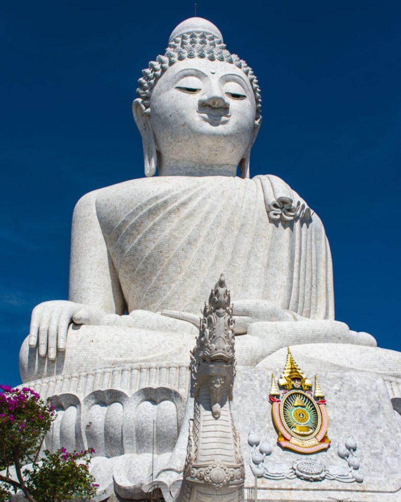 Big buddha statue on Phuket