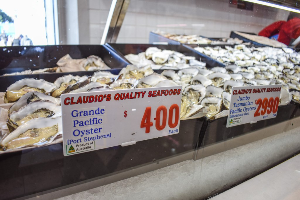 claudios quality seafood