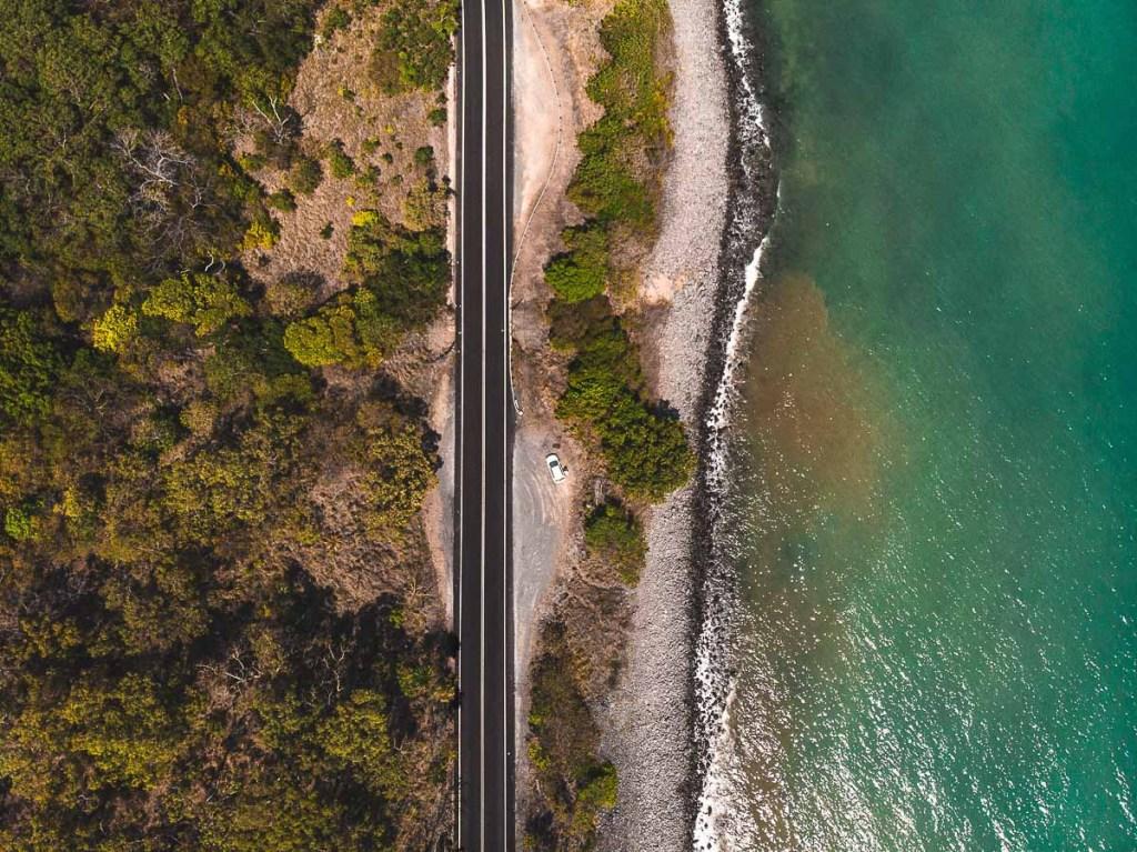 Captain Cook Highway - Cairns to Port Douglas