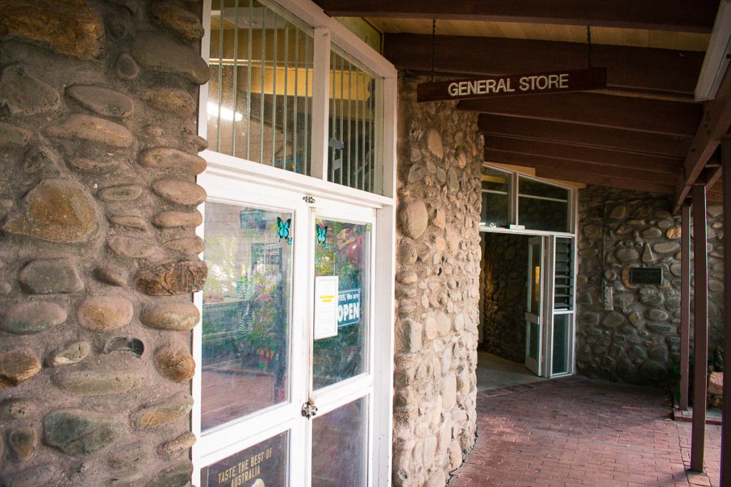 Fitzroy island general store