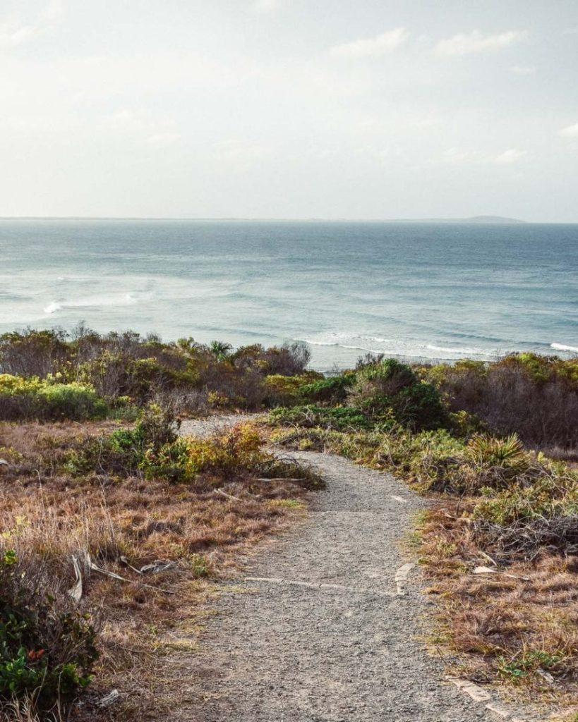 Round Hill Creek walking trail
