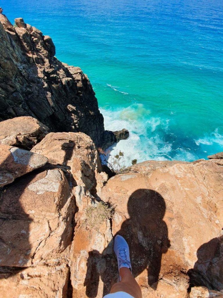 What to expect at Indian Head on Fraser Island