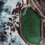 Bronte Baths Outdoor Pool in Sydney