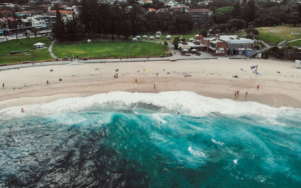 Parking at Bronte Beach and Bronte Baths