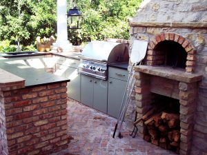 Pizza Ovens Just Grillin Florida Tampa S Outdoor