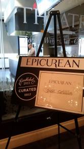 JG at Epicurean