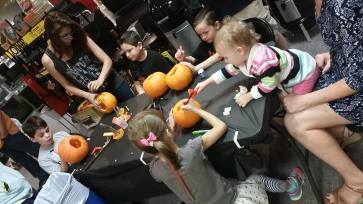 Kids Pumpkin Craving Class