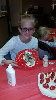 Kids XMAS Cookie Decorating