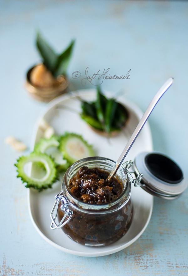 Haagalkai Gojju ~ Amma's recipe