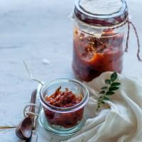 Tomato Pickle | Andhra Tomato Pachadi