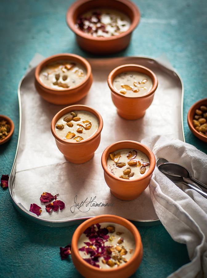 Siri Dhaanya Kheer | Five Millets Kheer