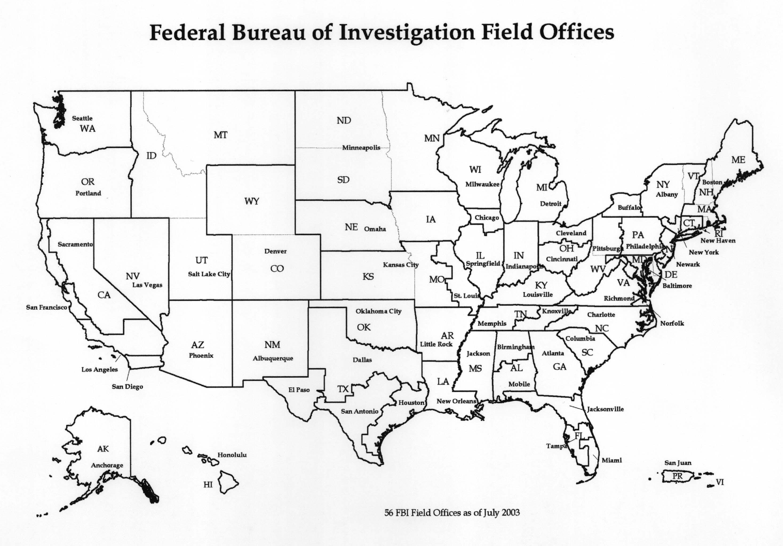 DOJ: JMD: MPS: Functions Manual: Federal Bureau of