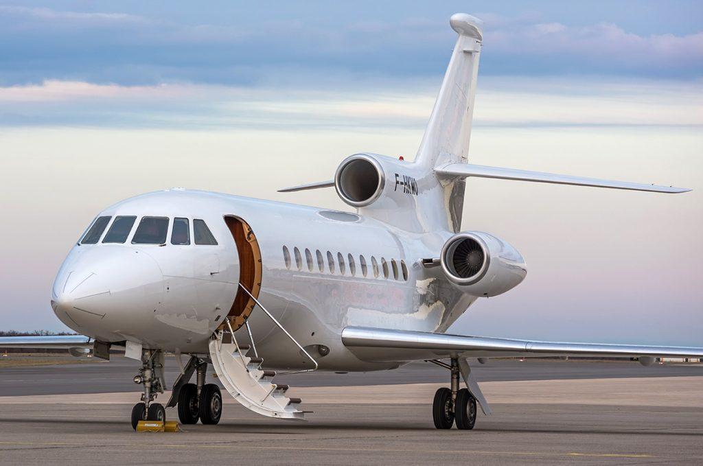 Falcon 900 | Justice Air