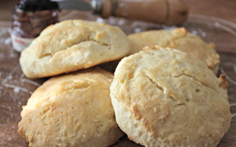 Recipe: Easy Homemade Biscuits
