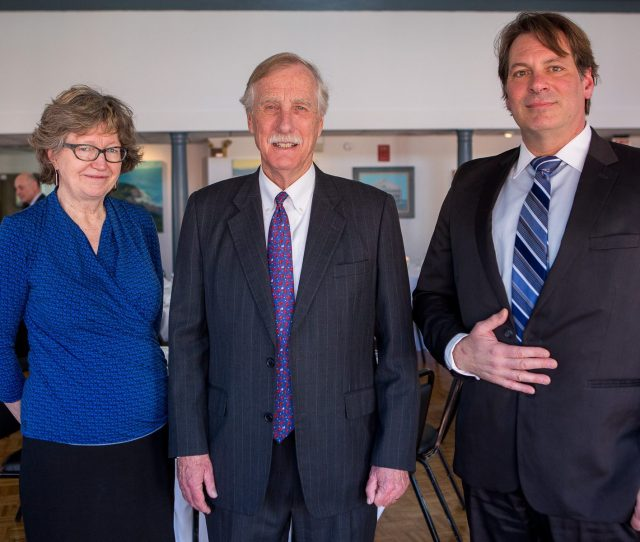 In 1984 The Then Maine Bar Foundation Established An Award To Be Presented Annually To A Maine Lawyer To Recognize Significant Contributions To Enhance