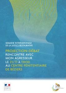Béziers - Projection-débat en détention @ Centre pénitentiaire de Béziers