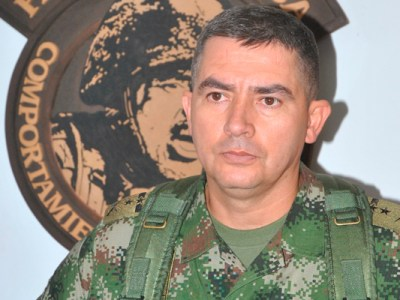 Brigadier General Marcos Evangelista Pinto Lizarazo