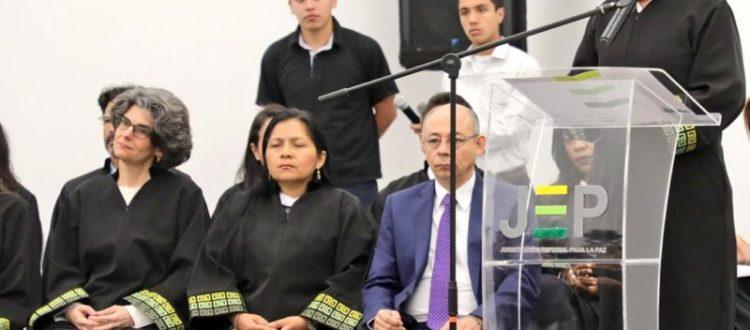 Jurisdicción Especial para Paz, desafios