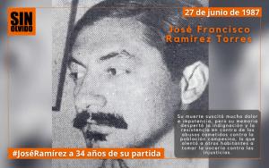 José Francisco Ramírez Torres