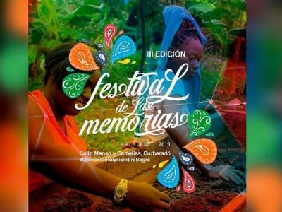 Festival de las Memorias Septembre