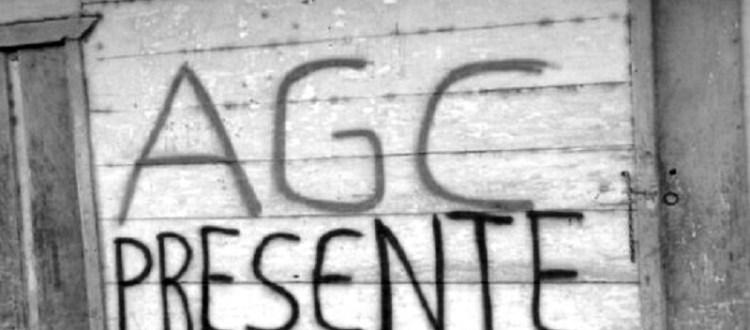 indígenas y AGC