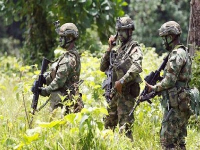 Militares colombia ejercito