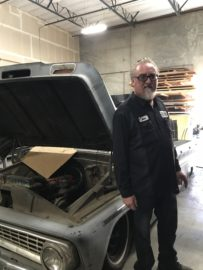 Ross has been working on vehicles since he was 12. He started by washing cars and quickly moved up to become the most recommended mechanics in the West. By the age of 21 he won #1 Service Manager in the nation. After moving to Justified Performance, he helps with everything, but, is the designated laser operator.