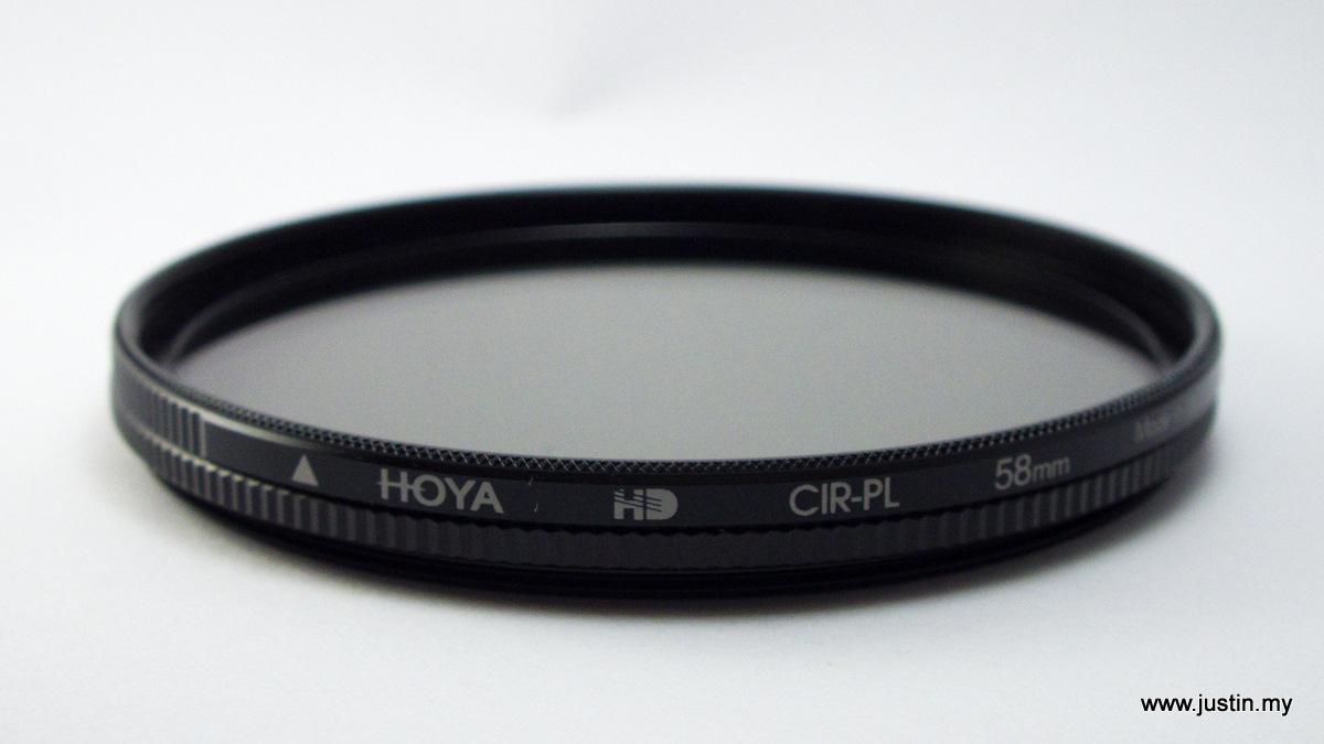 hoya pl-cir filter how to use