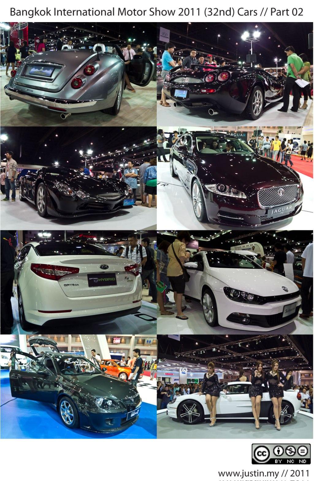Bangkok International Motor Show 2011 Cars 02