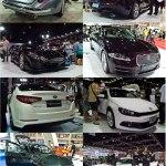Bangkok International Motor Show 2011 Cars