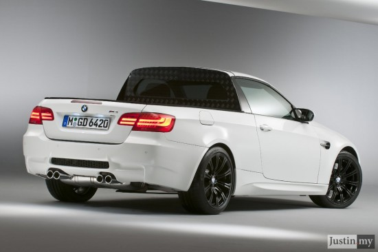 BMW M3 Pickup 3