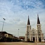 The Catholic Church of Chanthaburi