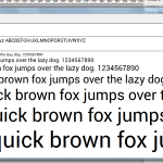 Free Download Roboto Font from Android 4.0 (Ice Cream Sandwich)