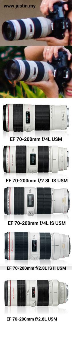 EF 70 200mm