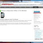 Where to download iPhone Configuration Utility ?