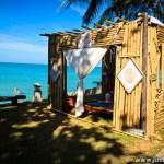 A best Massage place beside the Beach