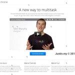 Multitask Chrome – Google April Fool 2012