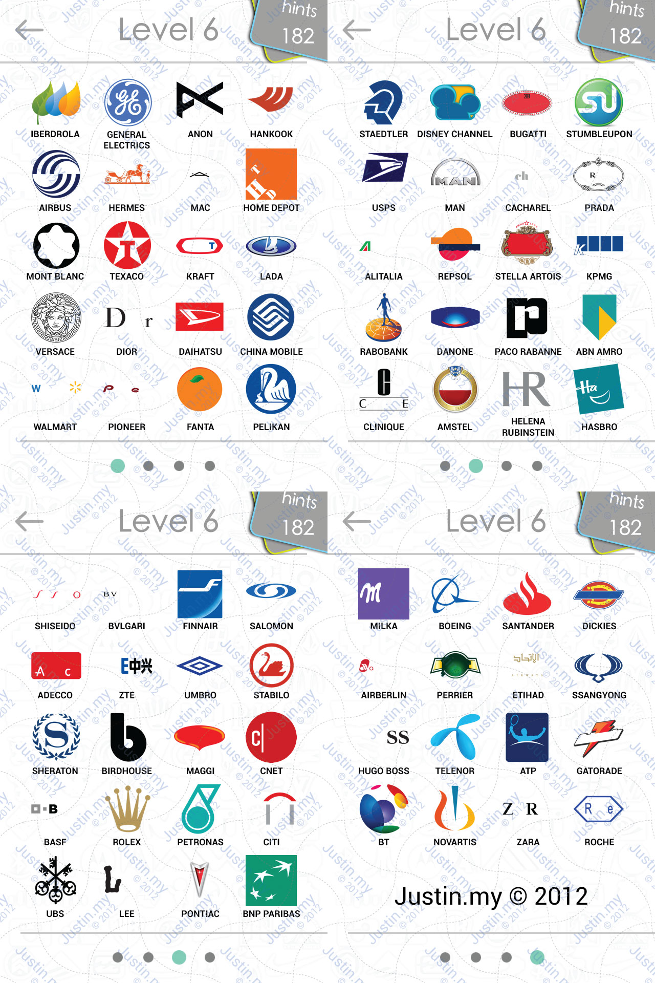 logos quiz answers for iphone ipad ipod android app