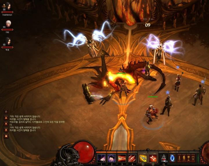 Diablo 3 end