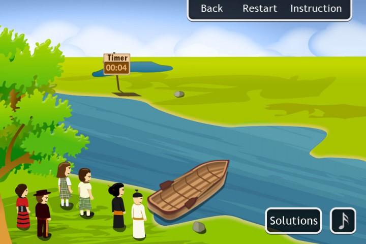 River Test Solution 3 Jealous Husbands Main