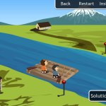 River Test Solution – 3 Soldiers