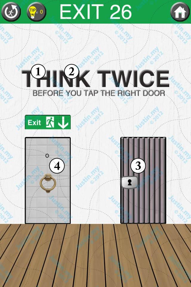 100 Exits Level 26