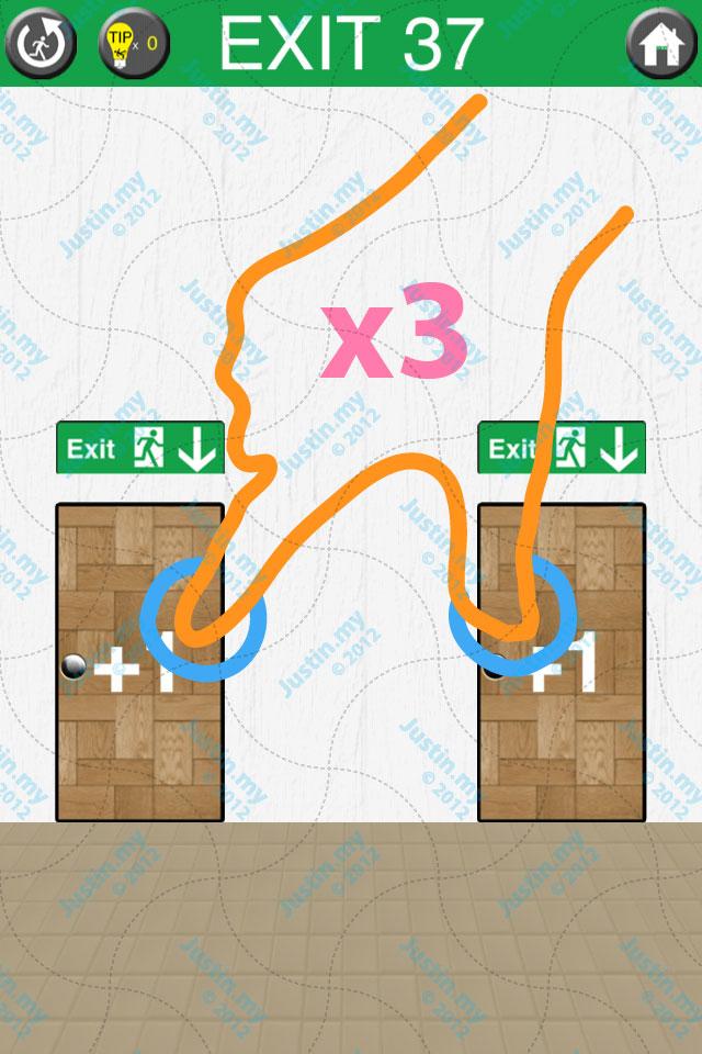 100 Exits Level 37