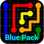 Flow Game Blue Pack Walkthrough