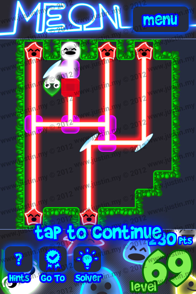 Meon Walkthrough For Iphone Ipad Ipod Android Level 69