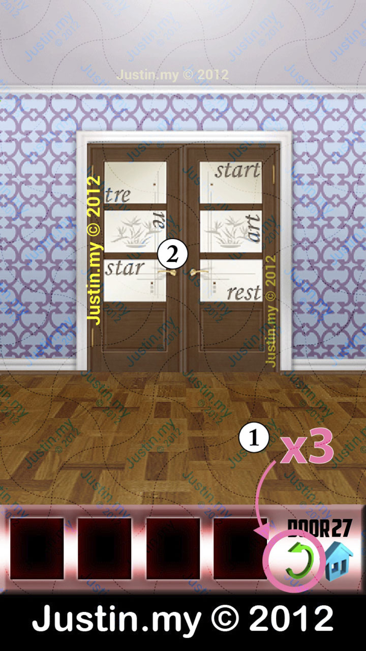 100 Doors X Level 27