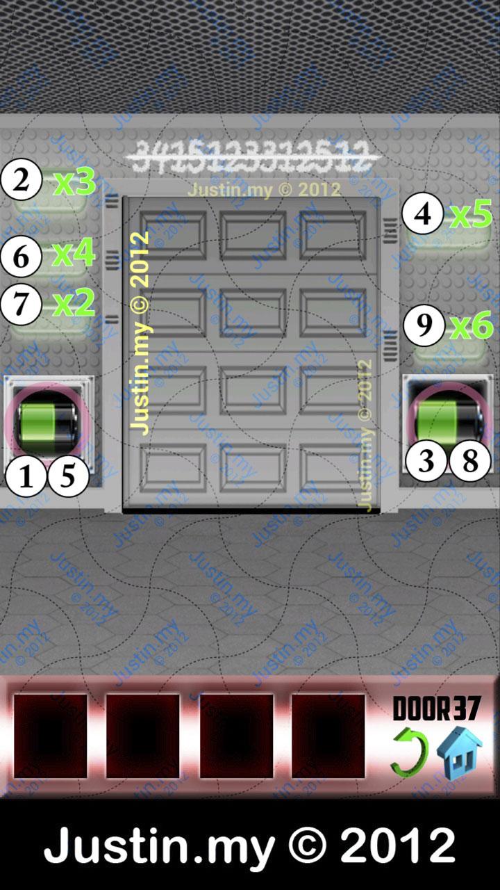 100 Doors X Level 37