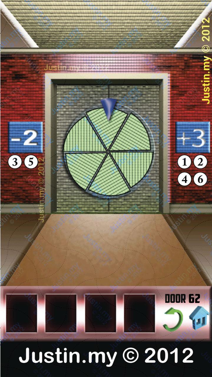 100 Doors X Level 62