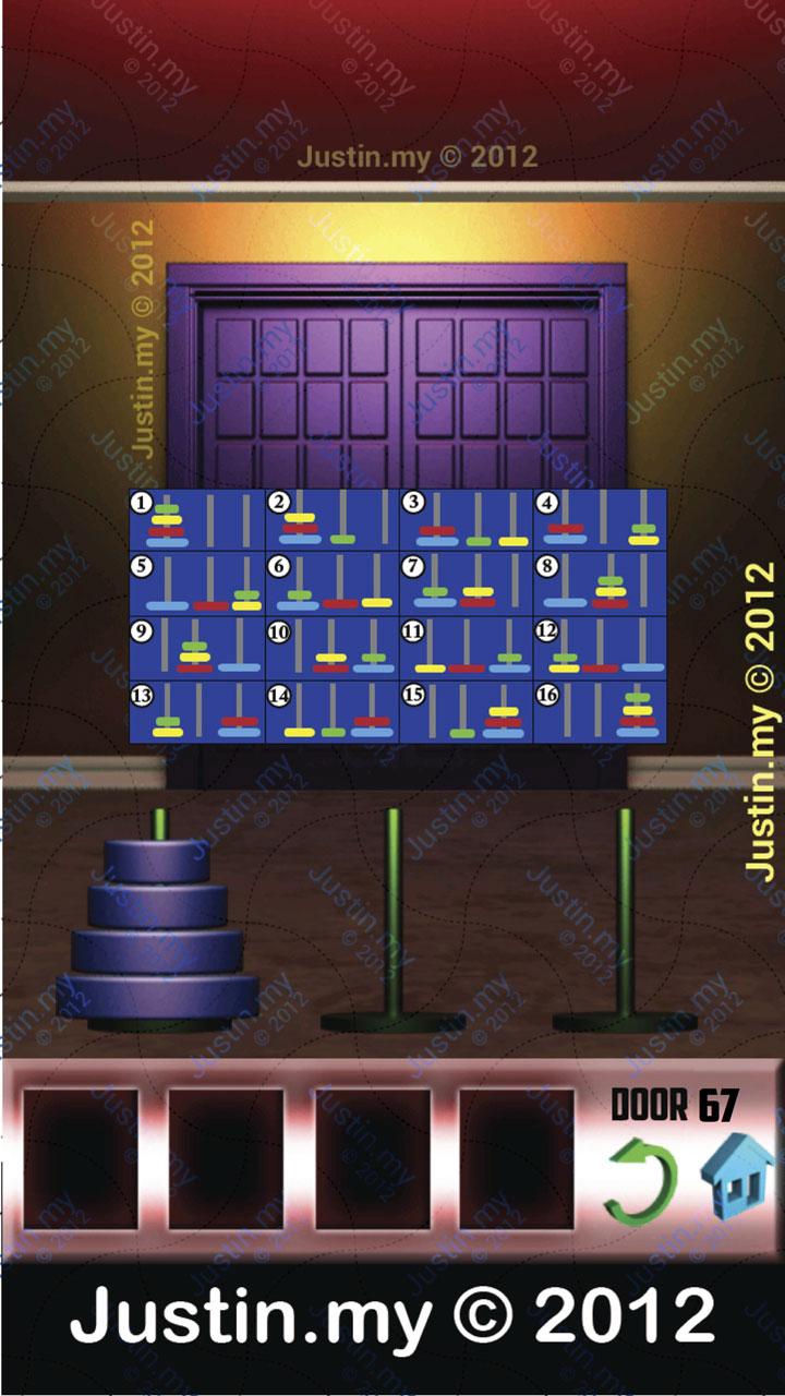 100 Doors X Level 67