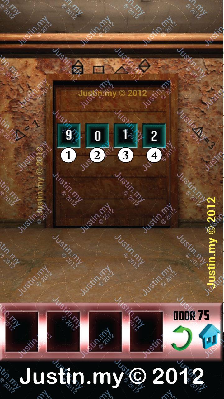 100 Doors X Level 75